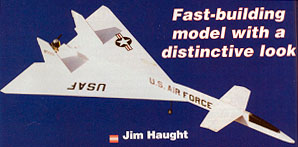 MA PLANS 1996 | Academy of Model Aeronautics
